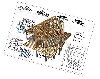 Программу Для Проектирования Деревянного Дома
