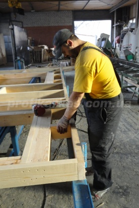 изготовление стеновой панели на заводе