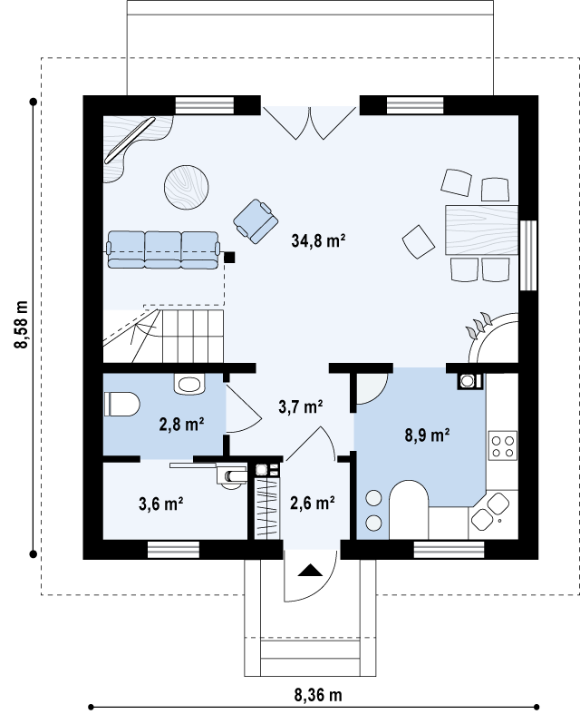 Z1 планировка 2