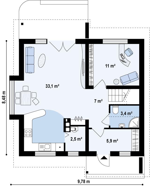 Z102 планировка 2