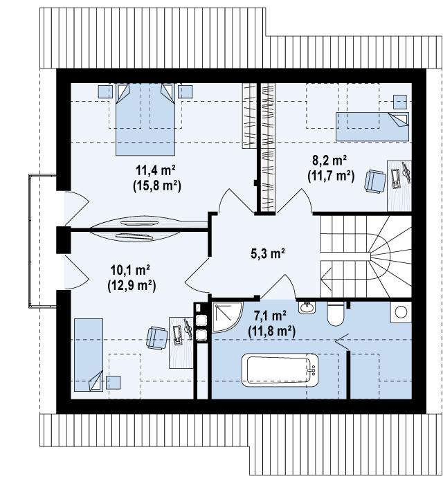 Z102 планировка 3