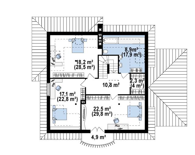 Z109 планировка 2