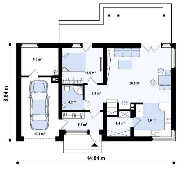 Z122 планировка 2