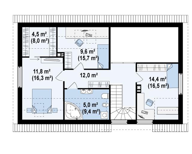 Z122 планировка 3