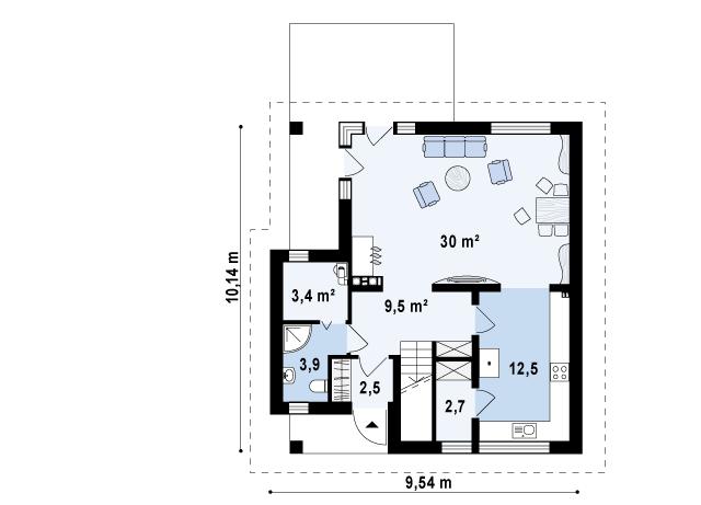 Z134 планировка 2