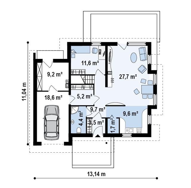 Z135 планировка 1