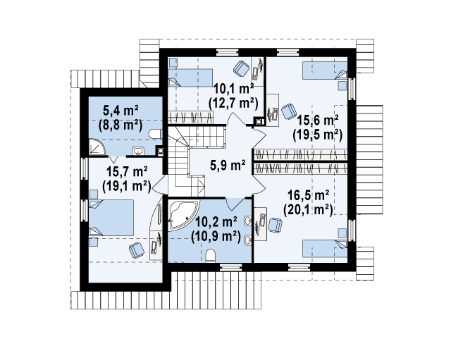 Z135 планировка 2