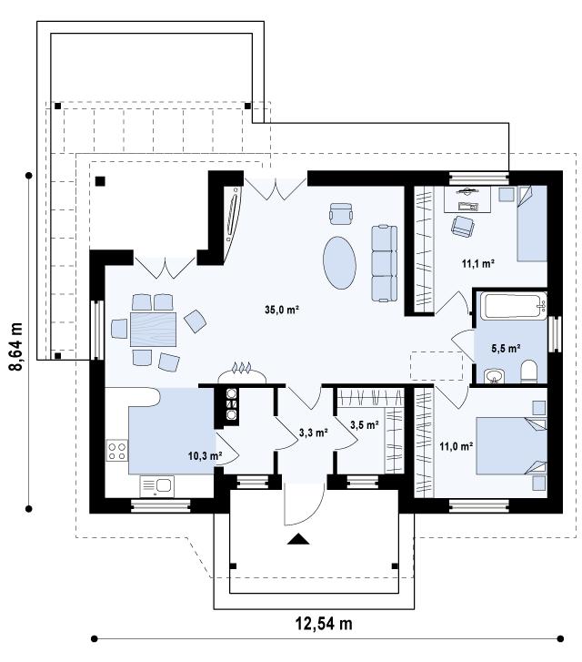 Z136 планировка 2