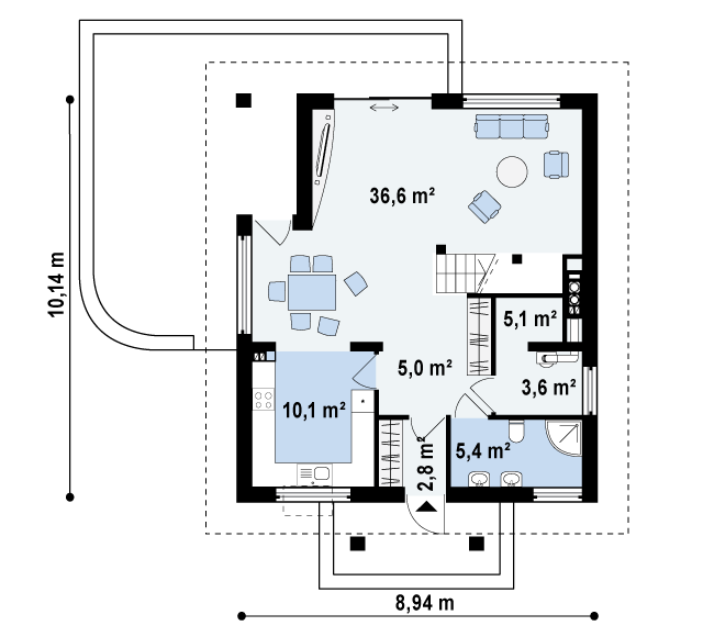 Z145 планировка 1
