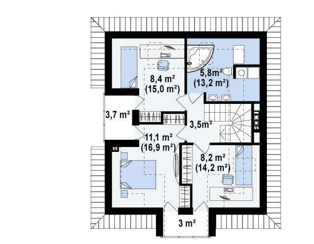 Z145 планировка 2
