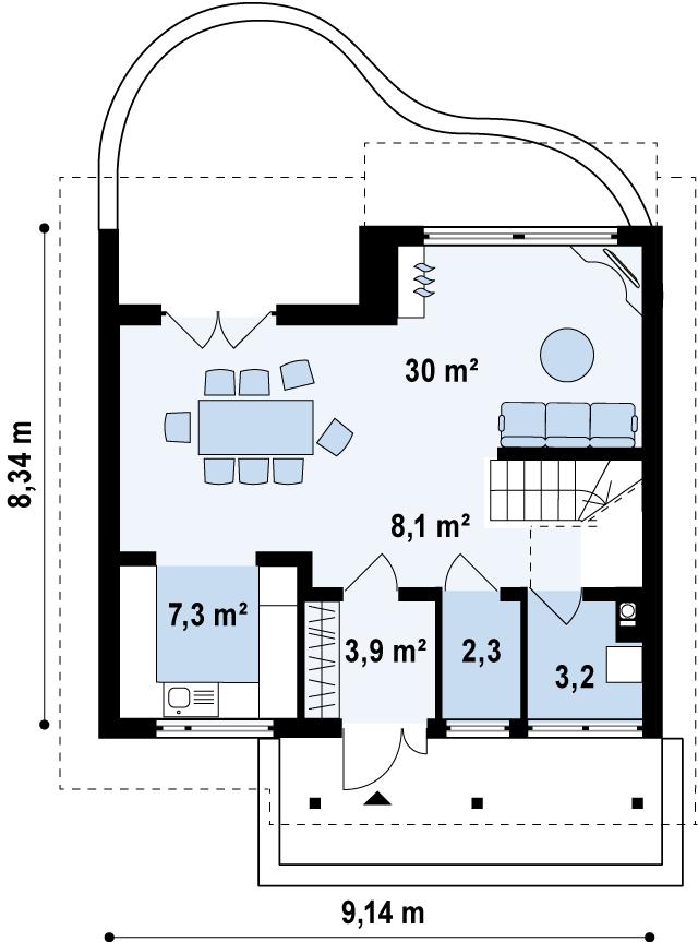 Z146 планировка 2