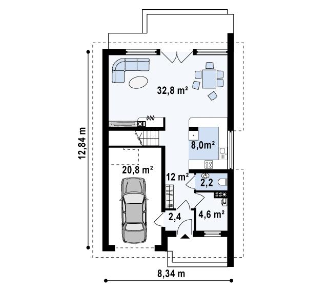 Z154 планировка 1