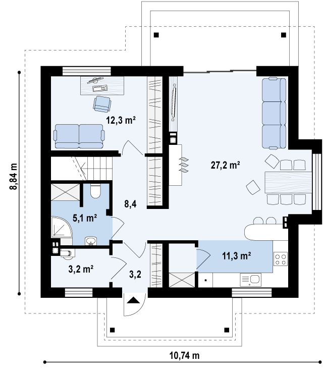 Z162 планировка 2