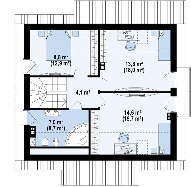 Z162 планировка 3