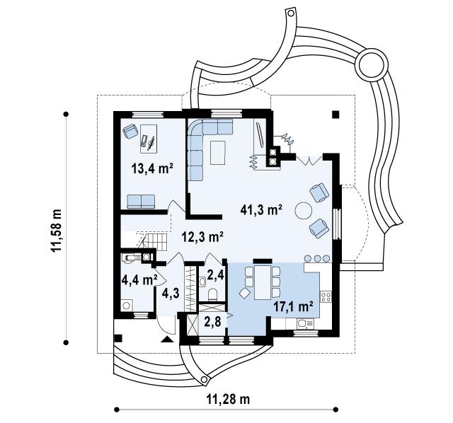 Z18 планировка 2