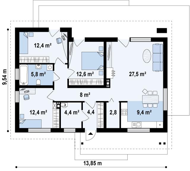Z191 планировка 2