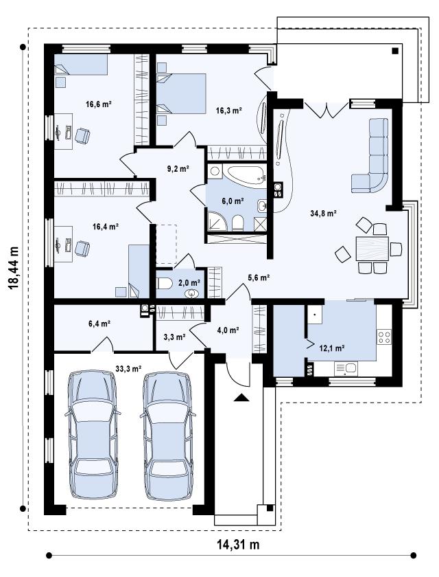 Z200 планировка 2