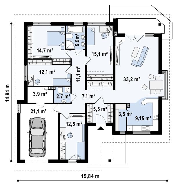Z205 планировка 1