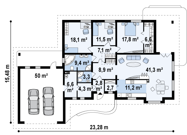 Z21 планировка 1