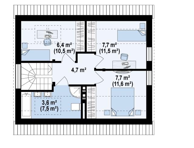 Z211 планировка 3