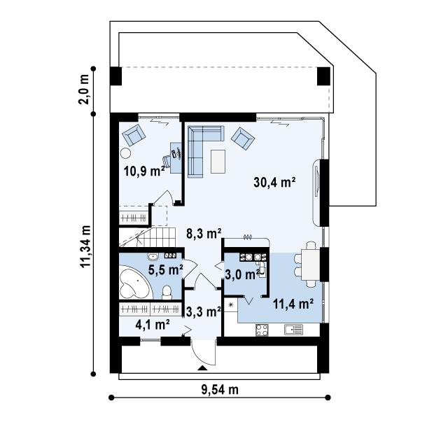 Z215 планировка 2
