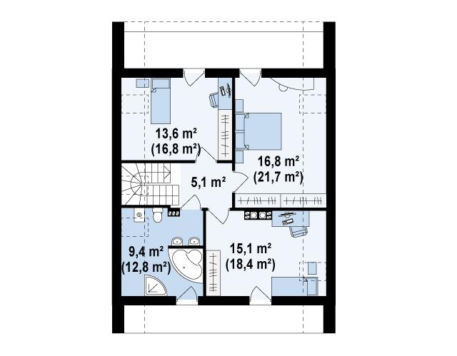 Z215 планировка 3