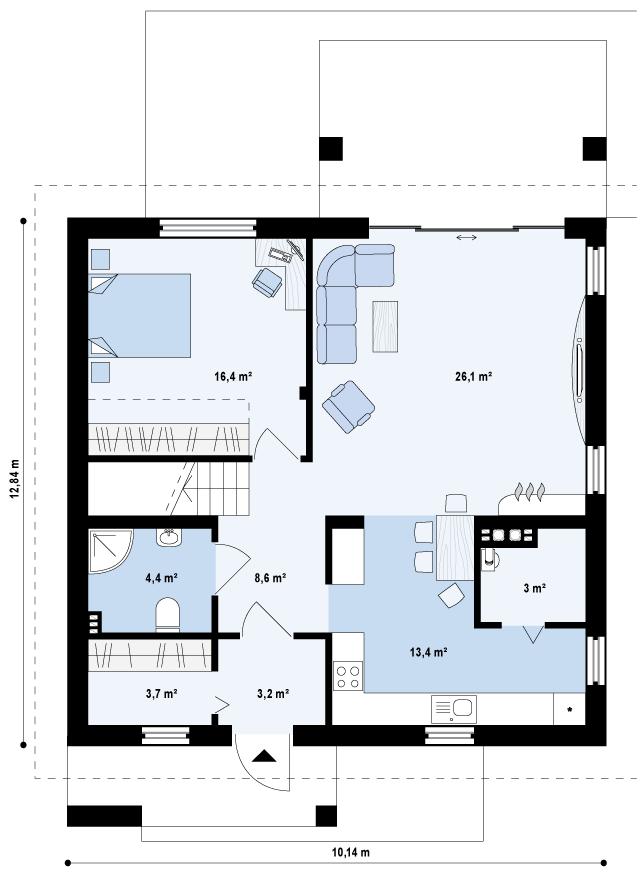 Z224 планировка 2