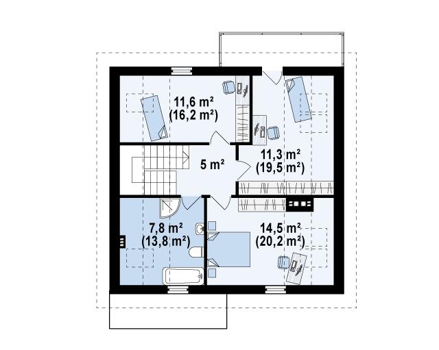 Z224 планировка 3