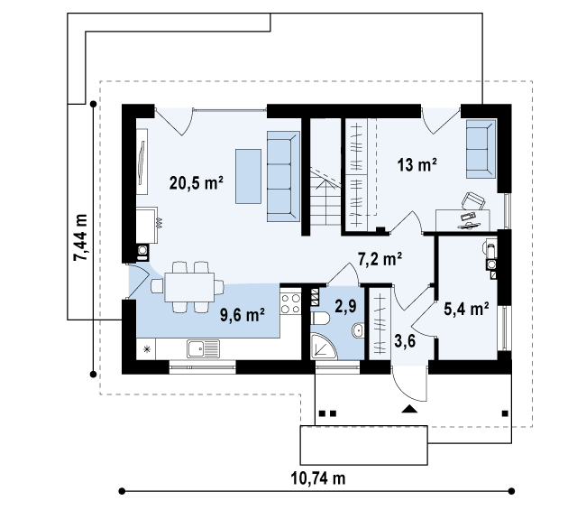 Z225 планировка 2