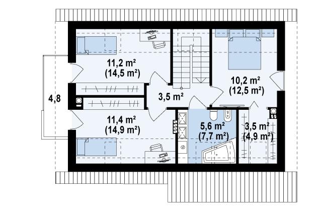Z225 планировка 3