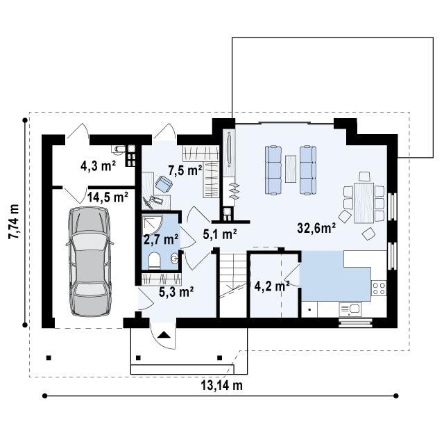 Z226 планировка 2