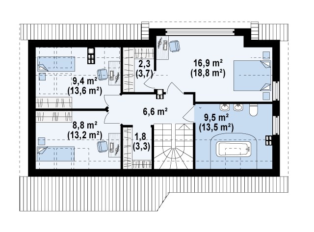 Z226 планировка 3