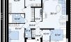 Планировака дома Z24