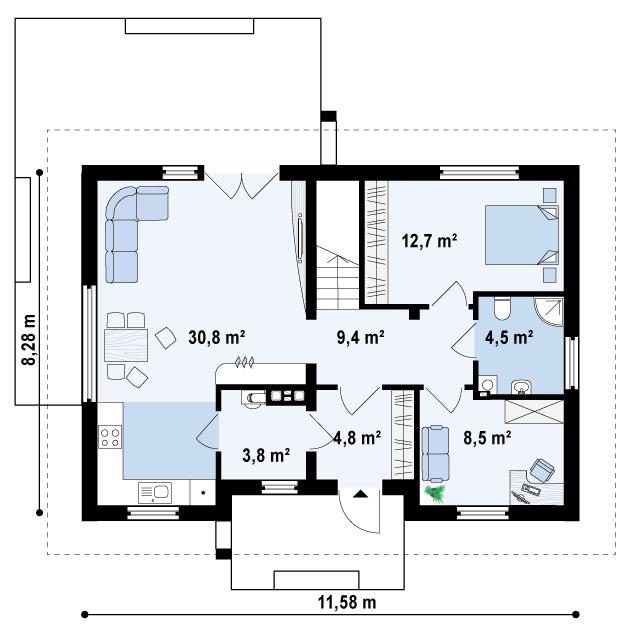 Z244 планировка 2