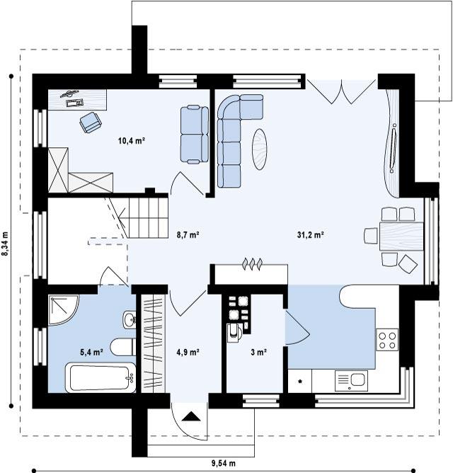 Z245 планировка 2