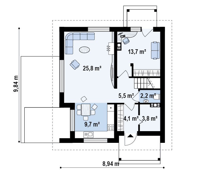 Z248 планировка 2