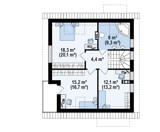 Z248 планировка 3