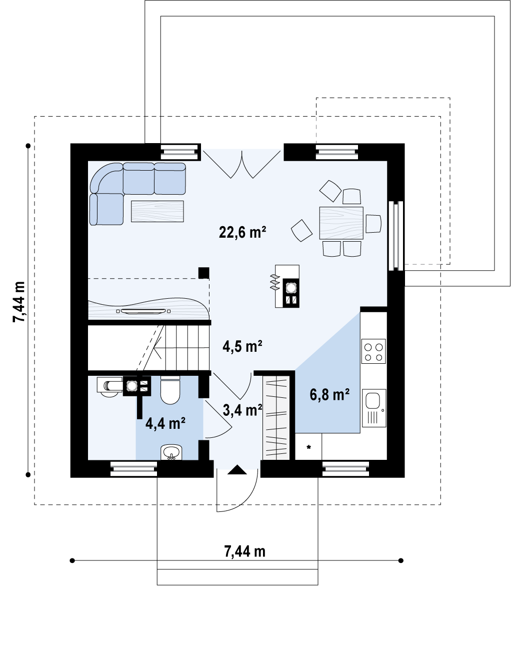 Z264 планировка 2