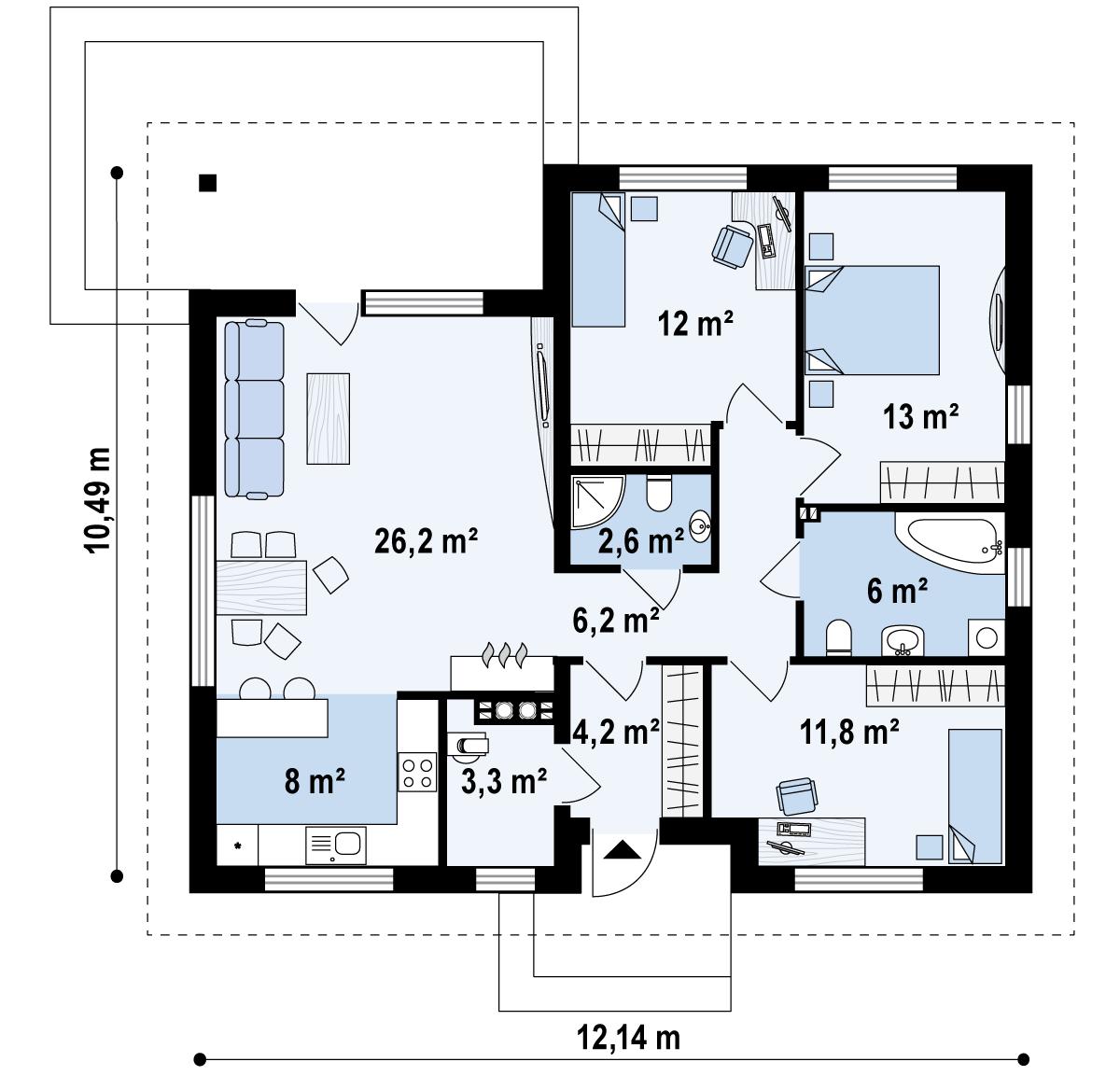 Z273 планировка 1