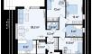 Планировака дома Z273
