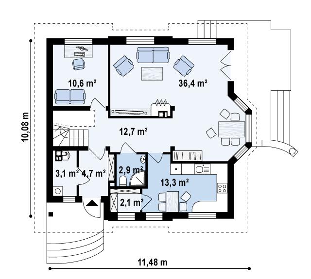 Z28 планировка 1