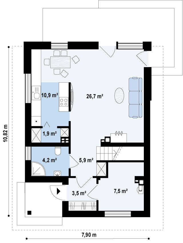 Z295 планировка 2