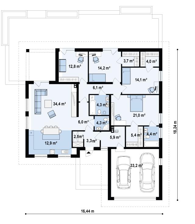 Z301 планировка 2