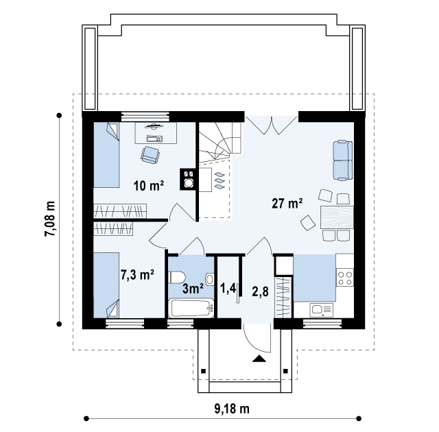 Z32 планировка 2
