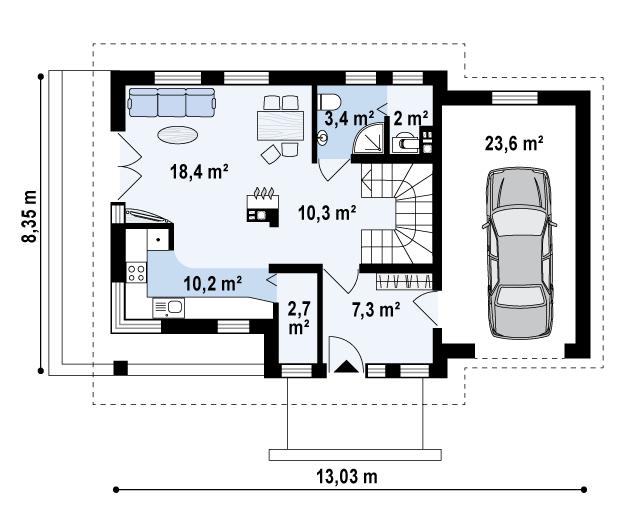 Z33 планировка 1