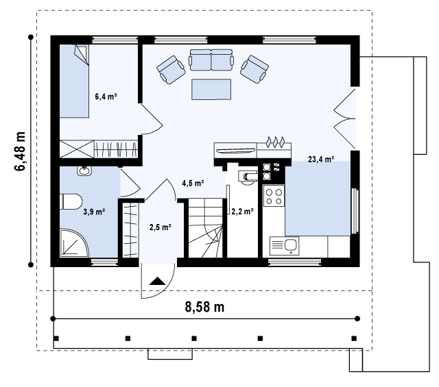 Z39 планировка 2