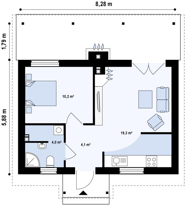 Z42 планировка 2