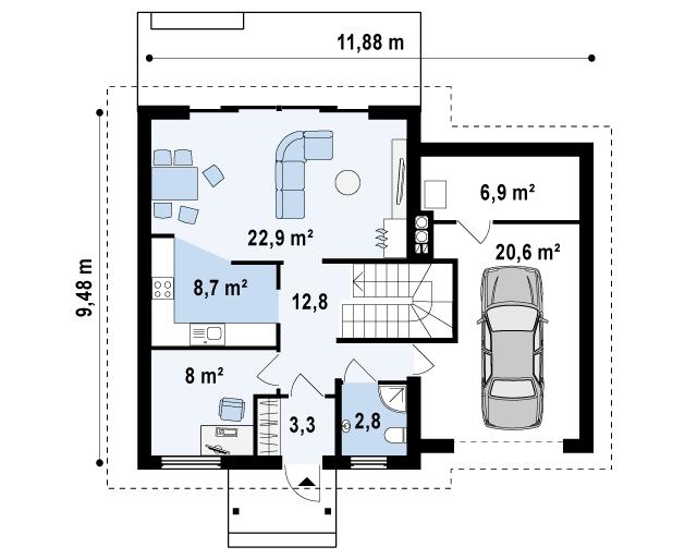 Z43 планировка 2
