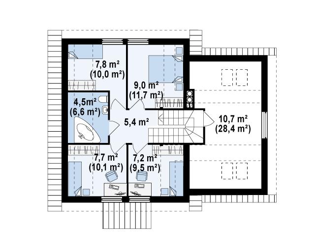 Z43 планировка 3