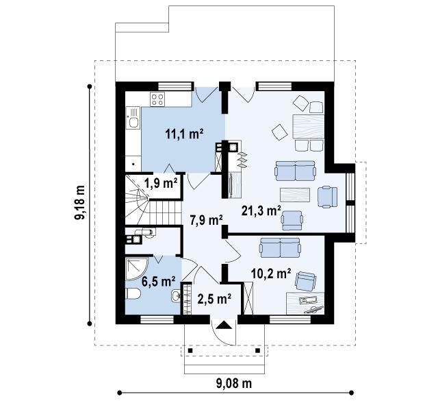 Z44 планировка 1
